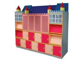 城堡型儲物櫃