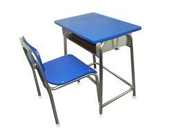 SDC - 06 教署標準學生檯椅 ( 不鏽鋼通 )
