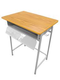 SDC - 30 教署標準學生檯 + 鐵掩板