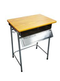 SDC - 05 教署標準學生檯椅 + 不鏽鋼掩板