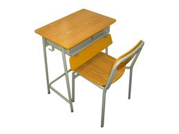 SDC - 03  教署標準學生檯椅 + 木掩板